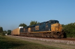 CSX 5339 Northbound at MP 54